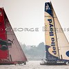 -70 Volvo Ocean Race 2008-09 Boston <br /> Puma Ocean Racing In Port Race