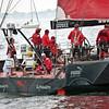 -108 Volvo Ocean Race 2008-09 Boston <br /> Puma Ocean Racing In Port Race