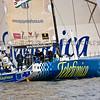 -161 Volvo Ocean Race 2008-09 Boston In Port Race