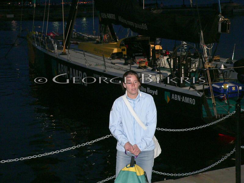 Volvo Ocean Race 2005-06 New York