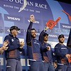 Volvo Ocean Race , Finish in Boston Leg 6 ,2009 :