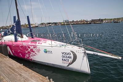 Team SCA Volvo Ocean Race 2014-15