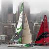 Volvo Ocean Race 2008 - 09 Boston<br /> PUMA Ocean Racing IL Mostro