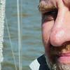 self portrait afloat