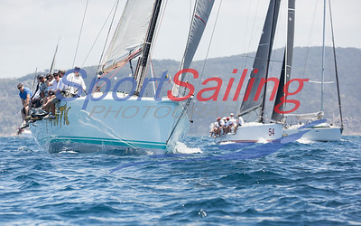 Frantic - by www.sportsailingphotography.com  Pittwater to Paradise Yacht Racet by Beth Morley at Sport Sailing Photography / www.sportsailingphotography.com
