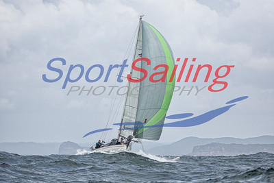 Panchax - Pittwater to Southport Race 2017