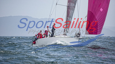 High Anxiety - Pittwater to Southport Race 2017