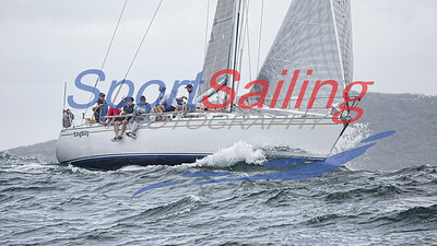 King Billy - Pittwater to Southport Race 2017