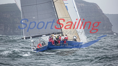 Shakti - Pittwater to Southport Race 2017