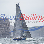More Witchcraft - Pittwater to Southport Race 2017