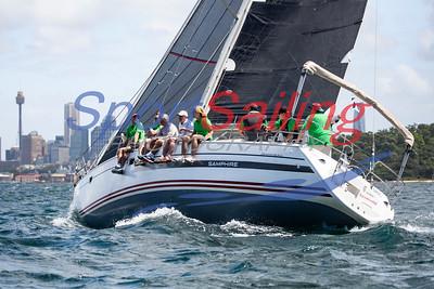 Samphire Ransa Regatta by Beth Morley / www.sportsailingphotography.com