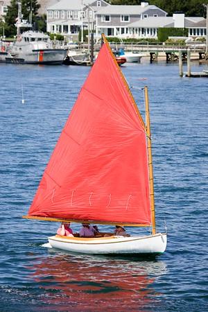 Rainbow Fleet nantucket Race Week