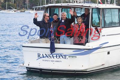 Ransa Start Boat