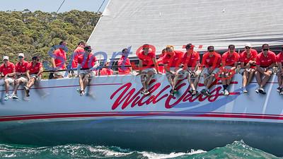 Wild Oats X - crew