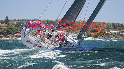 Wild Oats XI - HRH Crown Prince Fredrik of Denmark