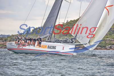 Wild Oats X, 11th Hour Racing