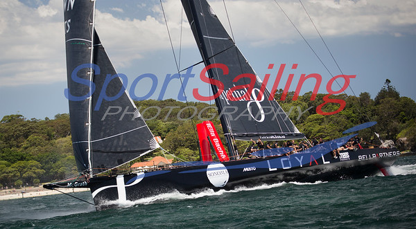 Perpetual Loyal - SOLAS Big Boat Day 2013