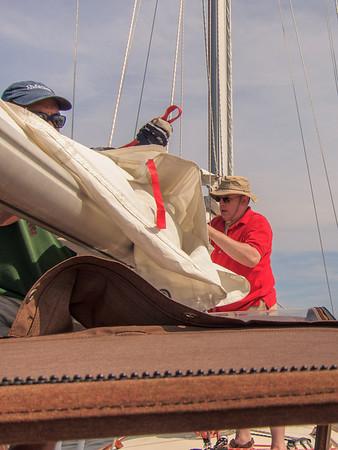 Sailing Lessons - ASA 103