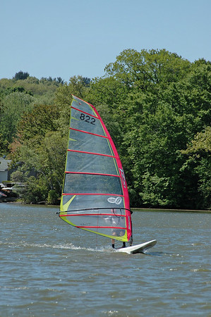 Memorial Day 2008 Windsurfing Regatta