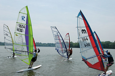 Memorial Day Windsurfing Regatta 2007