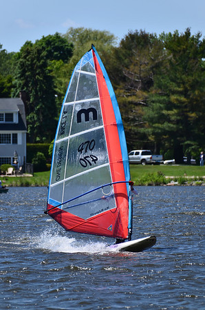 Memorial Day Windsurfing Regatta 2013