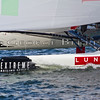 Extreme Sailing Series Boston 2011 Luna Rossa