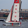Extreme Sailing Series Boston 2011<br /> Luna Rossa