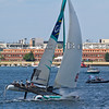 Extreme Sailing Series Boston 2011 Pindar