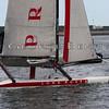 Extreme Sailing Series Boston 2011 Luna Rossa