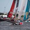 Extreme Sailing Series Boston June 30- July 4, 2011 :