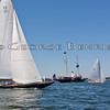 Herreshoff Classic Regatta 2010<br /> Nor'easter and Cangarda