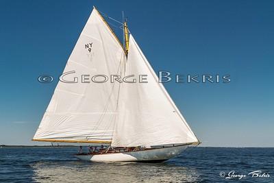 Herreshoff Classic Yacht Regatta 2016