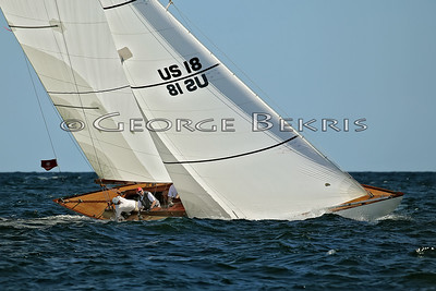 Museum of Yachting 36th Annual Classic Yacht Regatta 2015