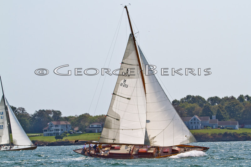 Serenade  N-11<br /> 32nd Annual Museum of Yachting Classic Regatta 2011