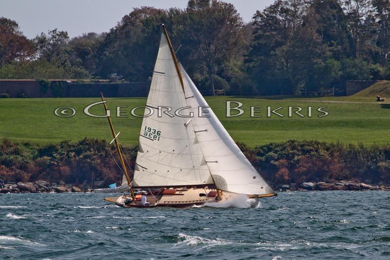 Aegir   1936<br /> 32nd Annual Museum of Yachting Classic Regatta 2011