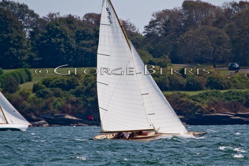 Ruweida V  R3<br /> 32nd Annual Museum of Yachting Classic Regatta 2011