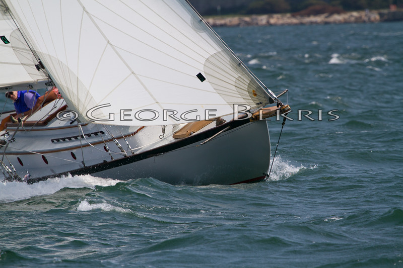 Fortune  312  50 Schooner<br /> 32nd Annual Museum of Yachting Classic Regatta 2011