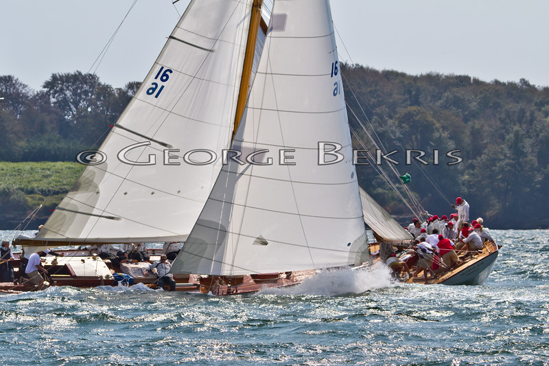 Dorade  16  Yawl<br /> Marilee NY50<br /> 32nd Annual Museum of Yachting Classic Regatta 2011
