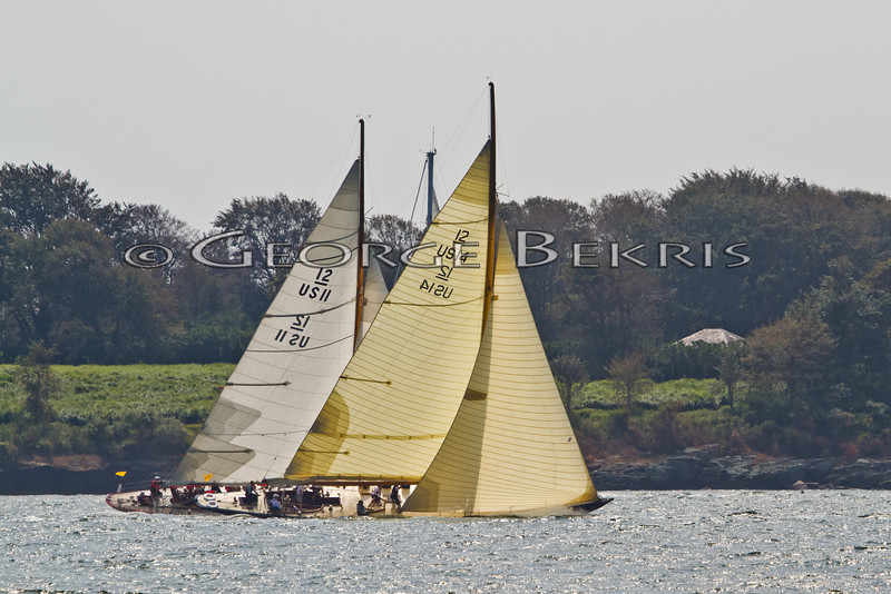 Northern Light, US14,<br />  12 Metre<br />  32nd Annual Museum of Yachting Classic Regatta 2011