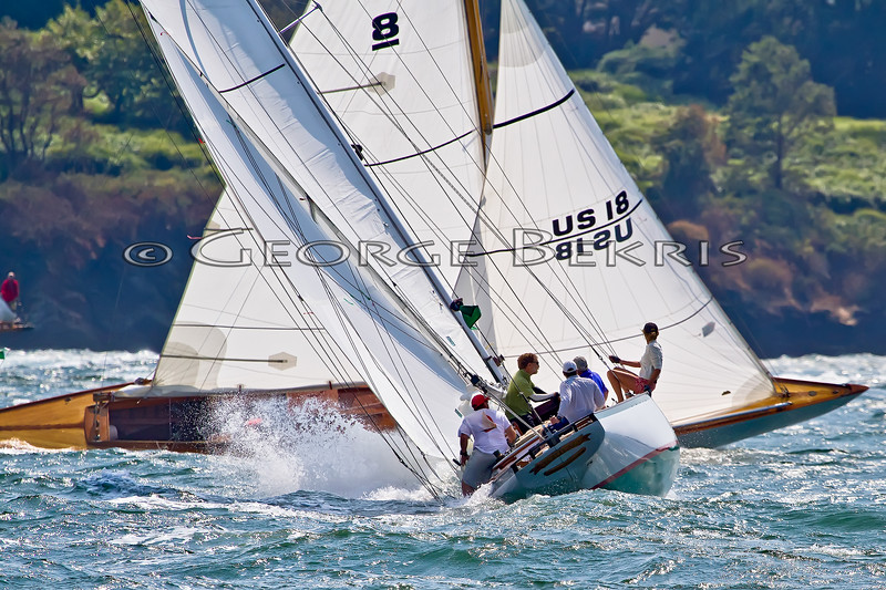Angelita 8 Metre<br /> 32nd Annual Museum of Yachting Classic Regatta