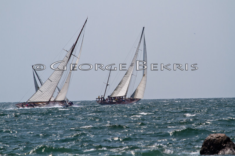 Black Watch  US71<br /> Seal 711<br /> 32nd Annual Museum of Yachting Classic Regatta 2011