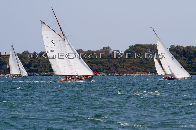 Marilee, NY50<br /> 32nd Annual Museum of Yachting Classic Regatta 2011