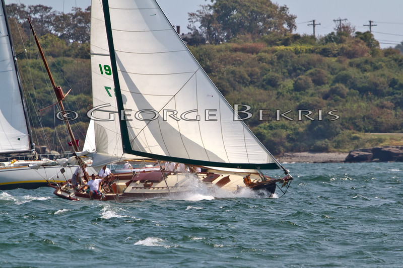 Golden-Eye    1937  Yawl<br /> 32nd Annual Museum of Yachting Classic Regatta 2011