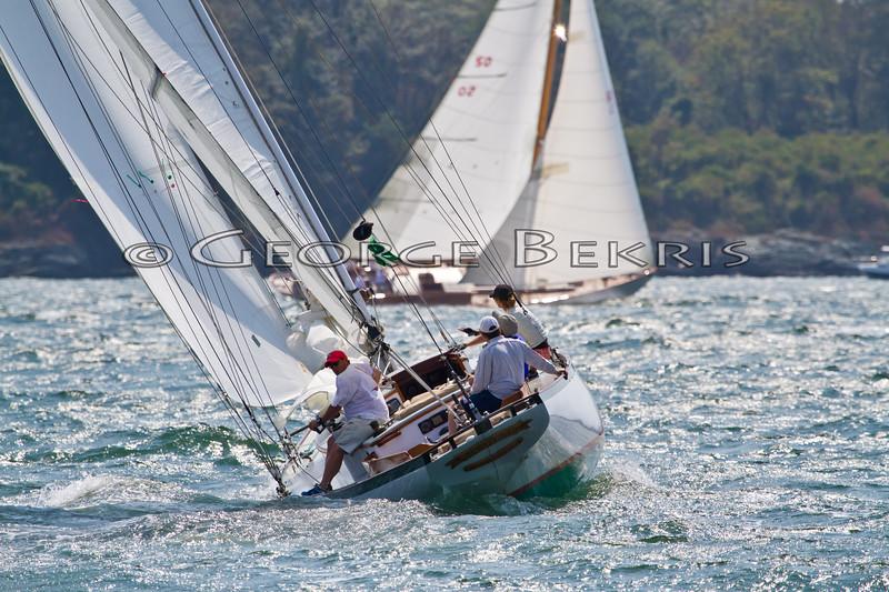 Fortune 312 50 Schooner<br /> 32nd Annual Museum of Yachting Classic Regatta