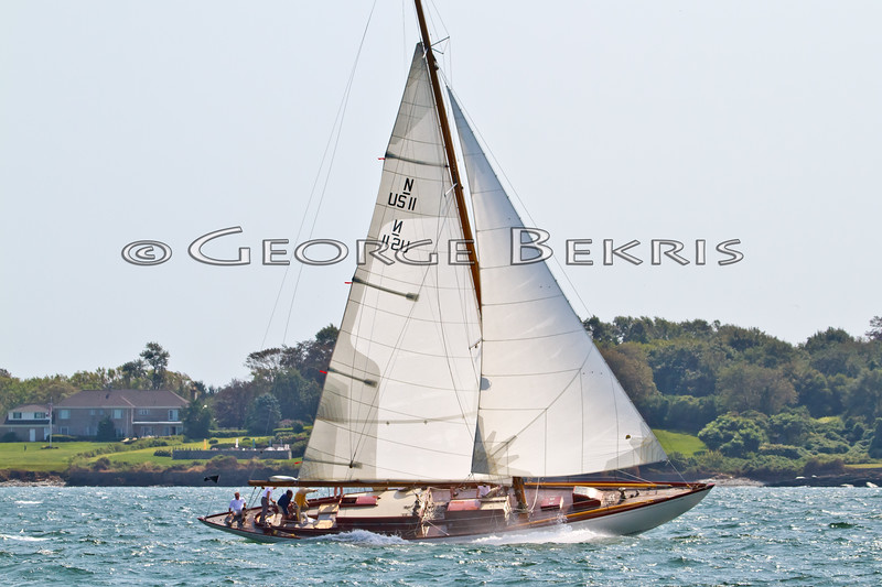 Serenade  N-11<br /> \32nd Annual Museum of Yachting Classic Regatta 2011