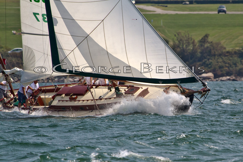Golden-Eye  1937<br /> 32nd Annual Museum of Yachting Classic Regatta 2011