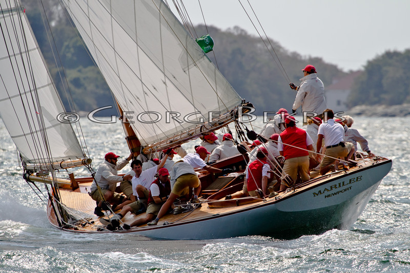 Marilee NY50<br /> 32nd Annual Museum of Yachting Classic Regatta 2011