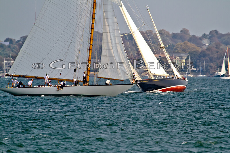 32nd Annual Museum of Yachting Classic Regatta 2011