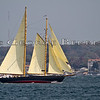 32nd Annual Museum of Yachting Classic Regatta 2011 Schooner When and If