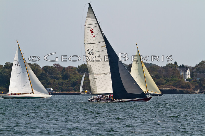 12 metre<br /> 32nd Annual Museum of Yachting Classic Regatta 2011